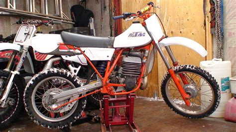 Ktm Anchorage 1982 Ktm 495 School Moto Motocross Forums