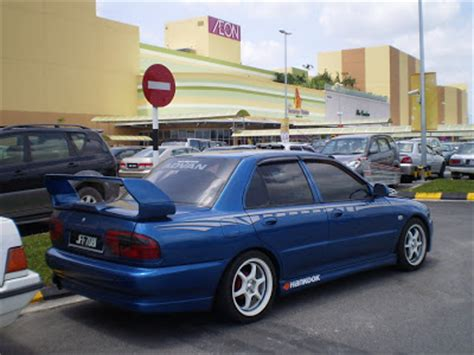 waja biru subaru s photo gallery modified wira wira kit part 1