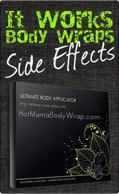 Detox Wrap Side Effects ultimate applicator it works wraps on