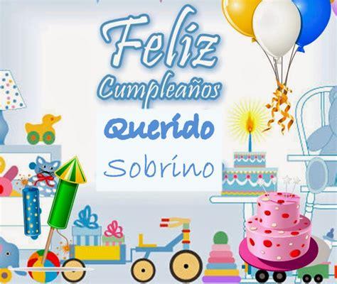 imagenes graciosas de feliz cumpleaños para un sobrino felicitaciones de cumplea 241 os para mi sobrino globos png