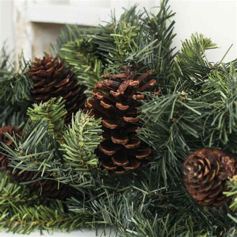 artificial pine swag artificial greenery floral