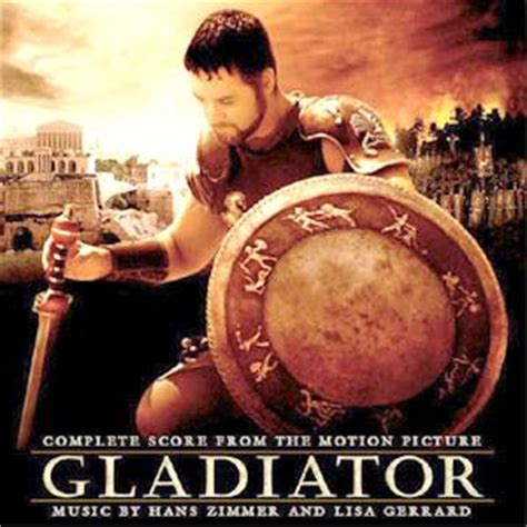 gladiator film background music gladiator