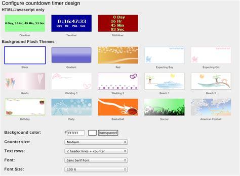 testo the countdown appunti su e computer inserire il conto alla