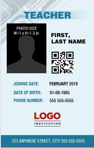 employee id cards by idcreator com 855 make ids