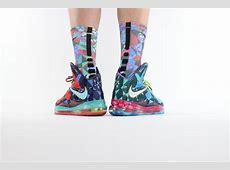 "Nike Lebron 10 ""What The MVP"" ON FEET Review - YouTube Lebron 9 What The Mvp"