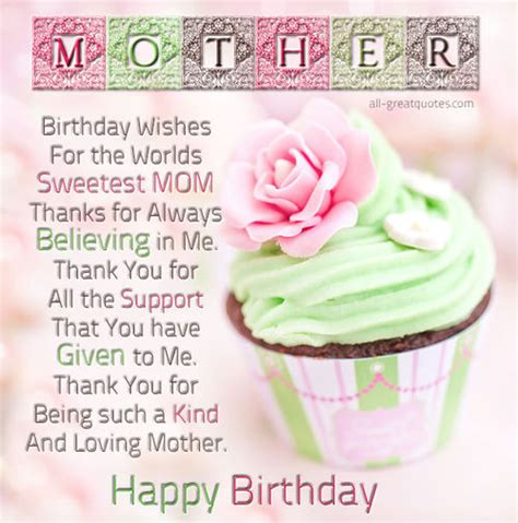 Happy Birthday Cards To Put On Happy Birthday Mom Birthday Wishes For Mom Write On Moms