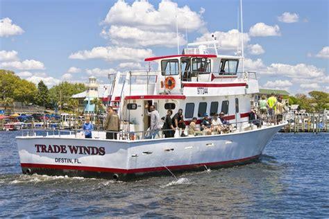 party boat fishing destin reviews fun destin party boat fishing excursion aboard vera
