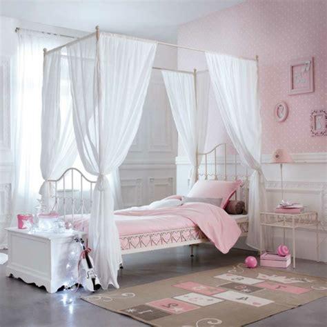 chambre avec lit baldaquin le lit baldaquin enfant comment faire la d 233 co pour la