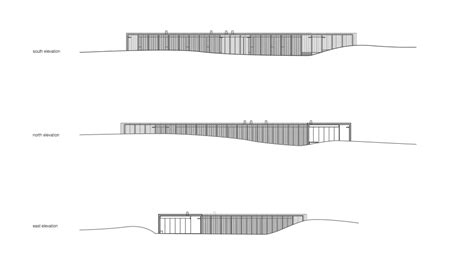 Cad House Gallery Of Tanderra House Sean Godsell Architects 13