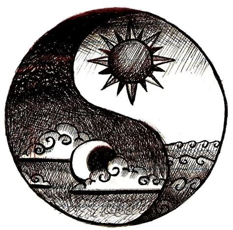 sun yin yang tattoo designs 10 awesome yin yang designs and ideas