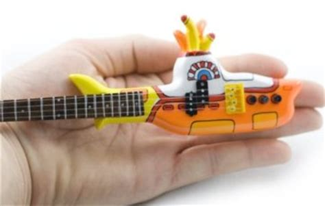 20 unusual yellow submarine items: beatles  craziest gadgets