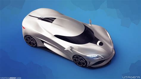 new koenigsegg concept check out the futuristic koenigsegg utagera concept