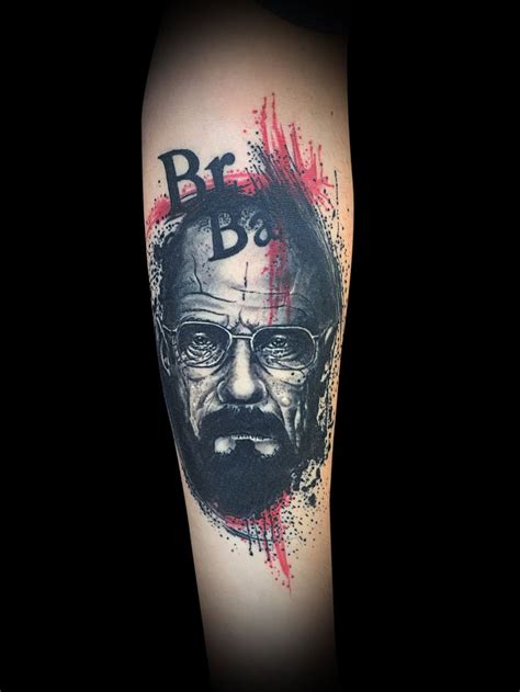walter white tattoo 178 best by el ilusionista images on