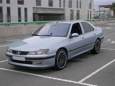 peugeot 406 tuning view of peugeot 406 2 0 photos video features and