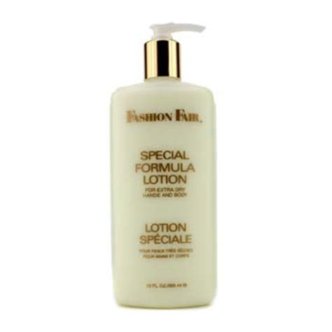 special formula lotion for extra dry hands by