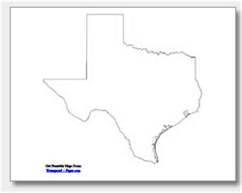 outline map of texas printable printable texas maps state outline county cities