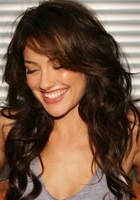 Medium Hairstyles For Hair With Bangs by 25 Best Curly Hairstyles With Bangs Feed Inspiration