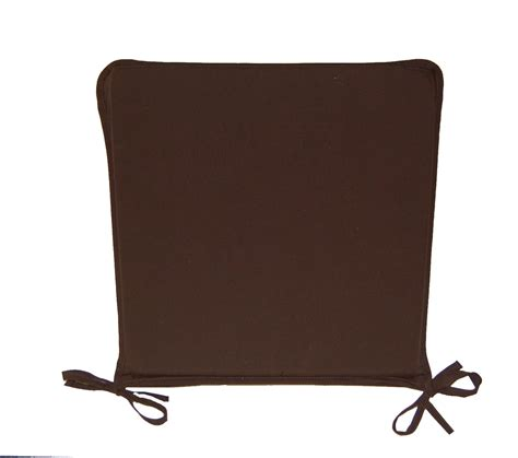 Dining Chair Seat Cushion Dining Chair Seat Pads Plain Kitchen Garden Furniture Cushion Pad Ties Assorted