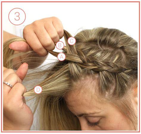 flat twist braid to scalp step by step cute summer hair tutorial advanced boho braids