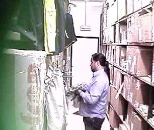 juventus caretaker caught red handed over 2,000 stolen