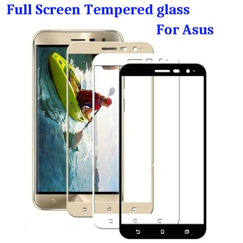 Tempered Glass Bening Asus Zenfhone 3 Max 5 2 Inc Zc520tl Protector 9h cover tempered glass for asus zenfone 3 max