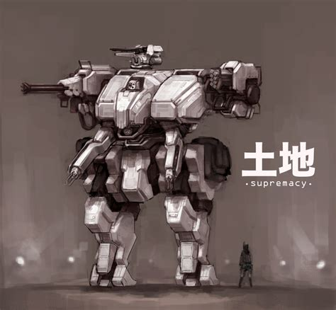 what is mecha mecha daitochi by modalmechanica on deviantart