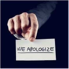 Apology Letter Matter an apology letter comes handy in such situations no