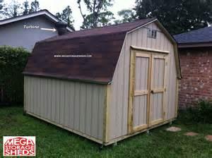 roof vents mega storage sheds