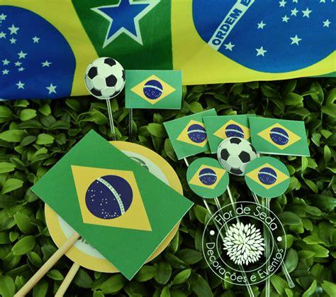 Brasil Copa Do Mundo Copa Do Mundo Brasil 2014 Flor De Seda Eventos