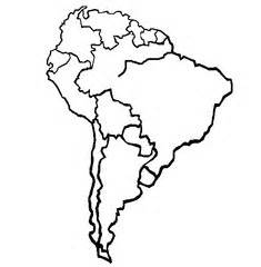 south america map dwg country capital cayenne