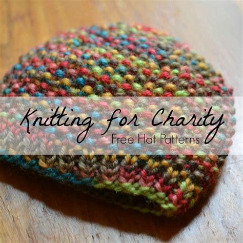 free charity knitting patterns uk knitting for charity 29 hat patterns allfreeknitting
