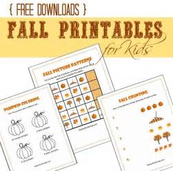 free fall printables for kids pumpkin coloring pages amp more