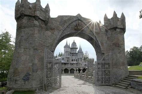 building a house in ct this creepy but beautiful gothic castle is for sale and