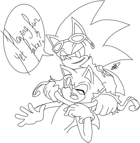 Free Printable Sonic The Hedgehog Coloring Pages For Kids Sonic Colors Coloring Pages