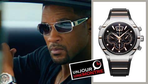 la montre de will smith dans men in black 3 hamilton montre de will smith et sa piaget polo fortyfive unjourunemontre com