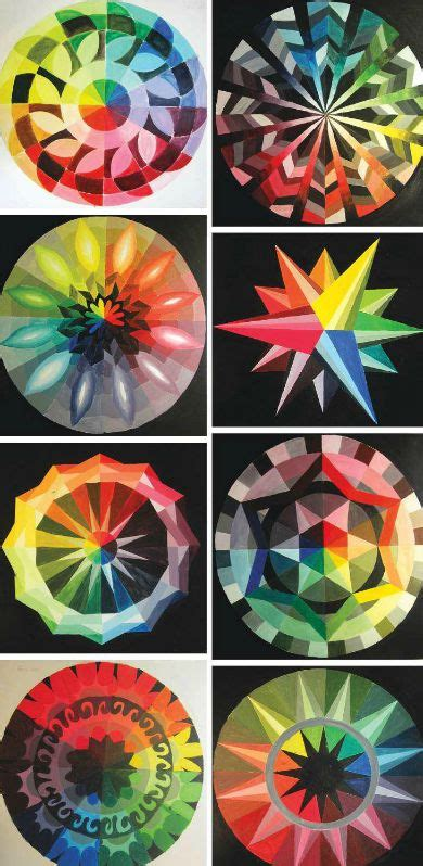 color wheel projects best 25 color wheel projects ideas on colour