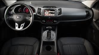 Kia Sportage Interior 2013 2013 Kia Sportage Sx Review Auto123