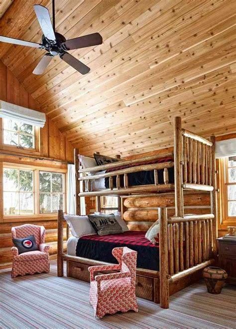 deco chambre chalet montagne d 233 co chalet de montagne moderne ou traditionnelle