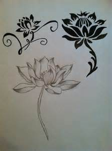 Lotus Drawings Lotus Flower Tattoos By Jackiecipps1210 On Deviantart