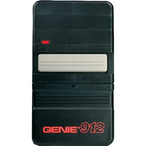 Genie Garage Door Opener Remote Battery Replacement Garage Door Opener Remote Garage Door Opener Remote