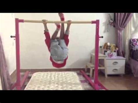 gymnastics home bar saud