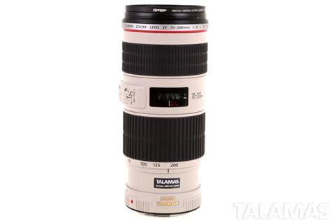 Lensa Canon 70 200mm F 4l rental canon ef 70 200mm f 4l usm telephoto zoom lens