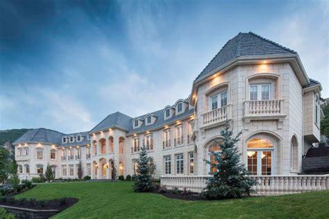 newly built 20 000 square foot newly built mega mansion in draper ut
