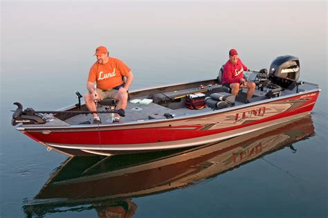 aluminum boats lund 2016 new lund 2075 pro guide aluminum fishing boat for