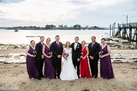 Andrew & Valerie   Inn on Peaks Island   Maine Wedding