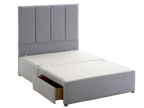 l with outlet in base the sleep shop 3ft single sleep shop supreme divan base