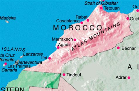 5 themes of geography morocco cruuuuuuuuuuuuuuuuuut map of morocco africa