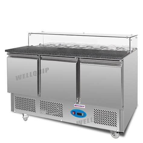 bench fridges for sale buy commercial saladette salad bench 3 door fridge s3mg