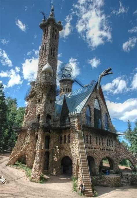 Bishop Castle   Rye, Colorado   For the Love of