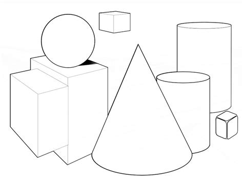 Coloring Pages Shapes Geometric free coloring pages of geometric shape abstract